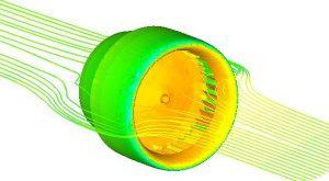 Concept 2 GA CFD Euler @ 100 MPH